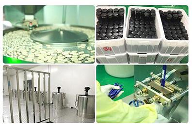 专业的生产设备规模庞大生产基地