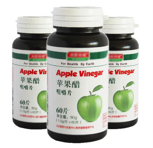 苹果醋片代加工,压片糖果生产加工厂家