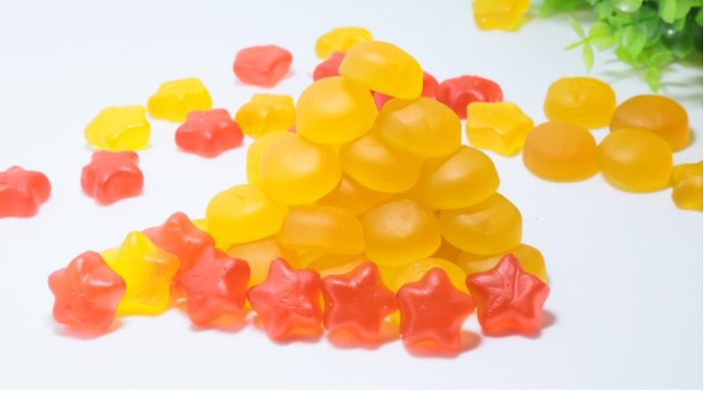功能性凝胶软糖代加工,凝胶糖果OEM代加工