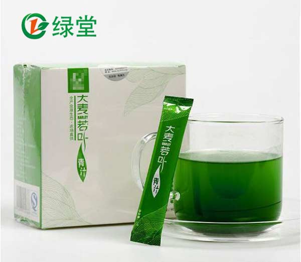 大麥若葉青汁粉代加工,青汁固體飲料OEM貼牌