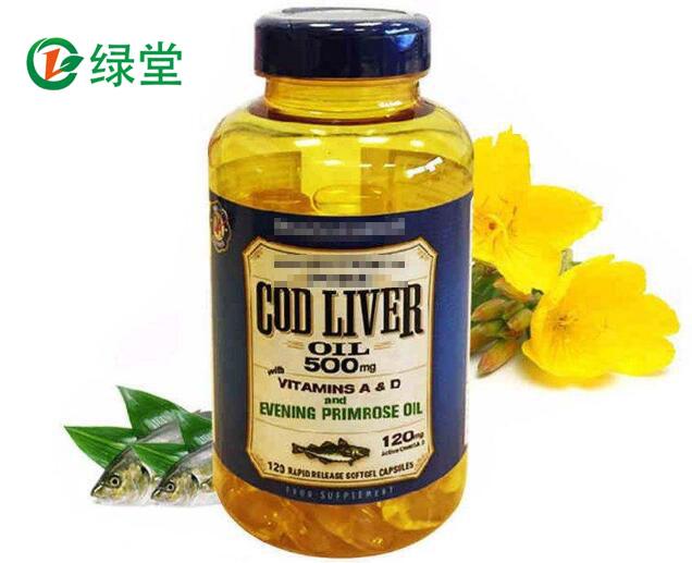 鱼肝油软胶囊出口代加工,软胶囊生产厂家-绿堂生物你放心的选择!