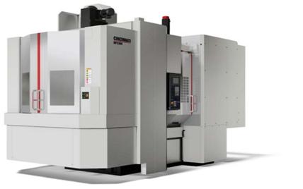 卧式加工中心HPC800