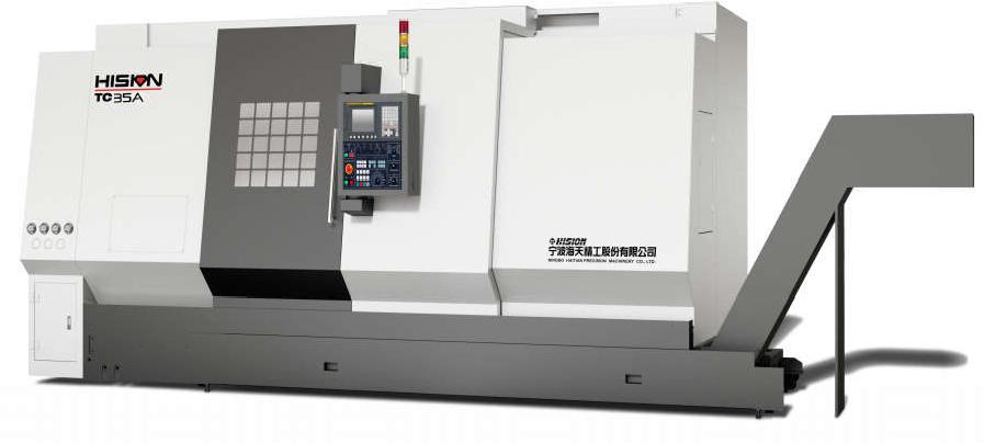 数控车床系列TC35A×1000 主要技术特点描述