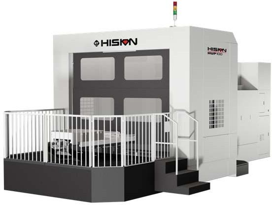 卧式加工中心HUP100
