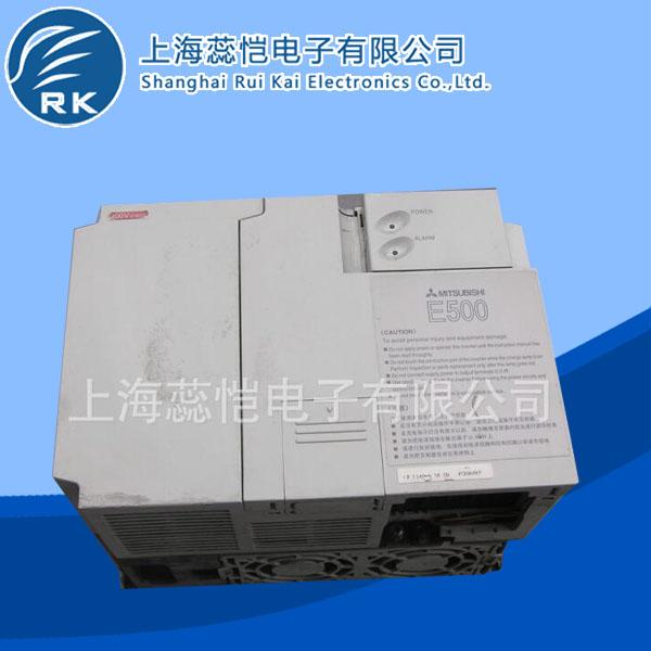 三菱E500低压变频器维修