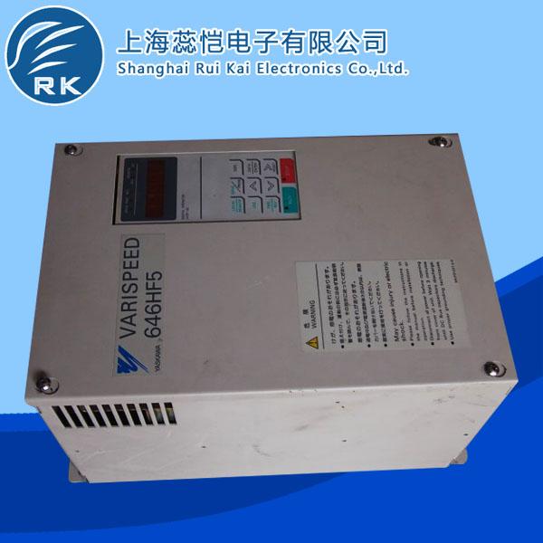 日立MAX-10钻机安川变频器维修CIMR-HF5S23P7