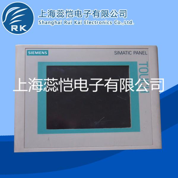 西门子触摸屏TP177B 6AV6642-0BA01-1AX1维修