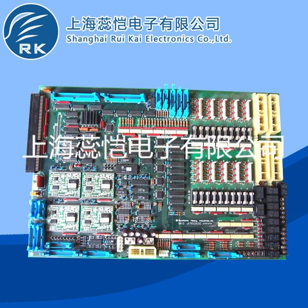 住友注塑机IO板SHIO JA765282DC主板维修