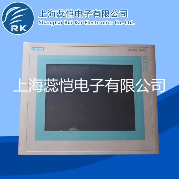 西门子触摸屏6AV6545-0CC10-0AX0维修