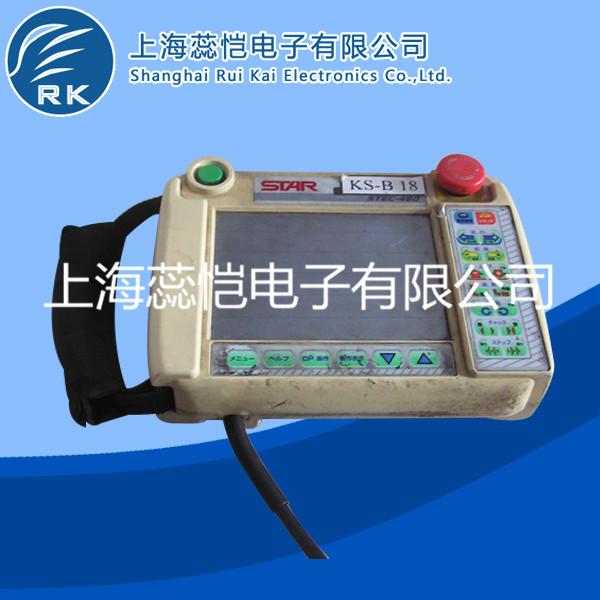 STAR机械手操作屏维修STEC-460