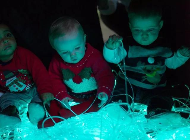 针对0-13个月宝宝课程——Baby Sensory
