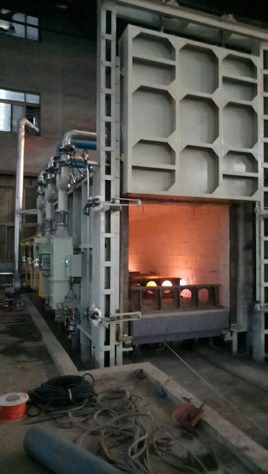 工业炉厂家:天然气锻造加热炉的基础知识简介