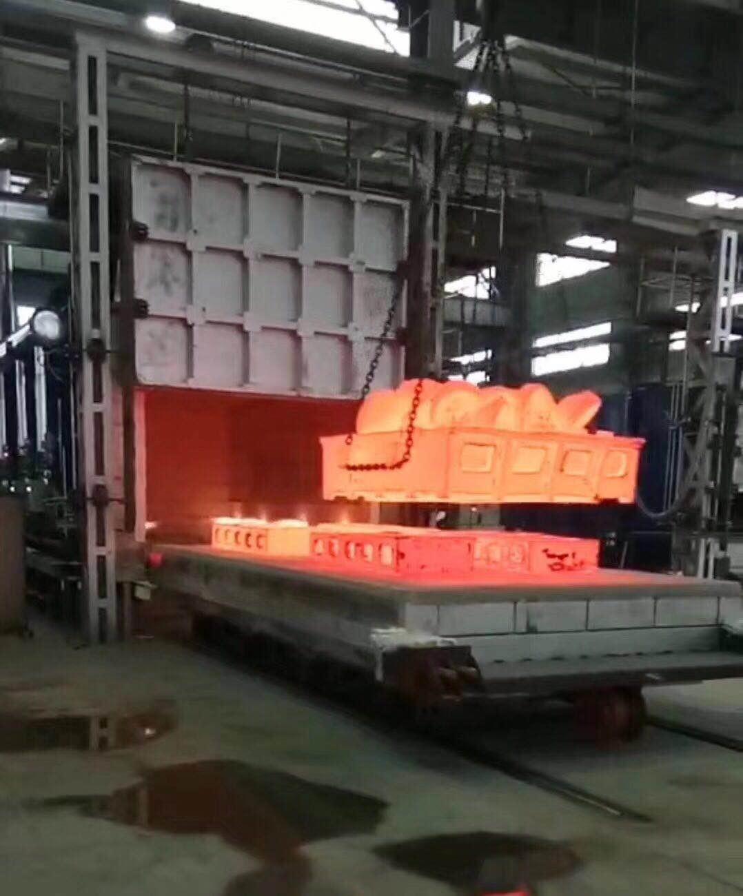 蓄热式加热炉的发展历程和技术介绍