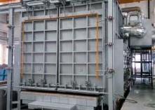 台车炉厂家:热处理设备能耗过大的原因