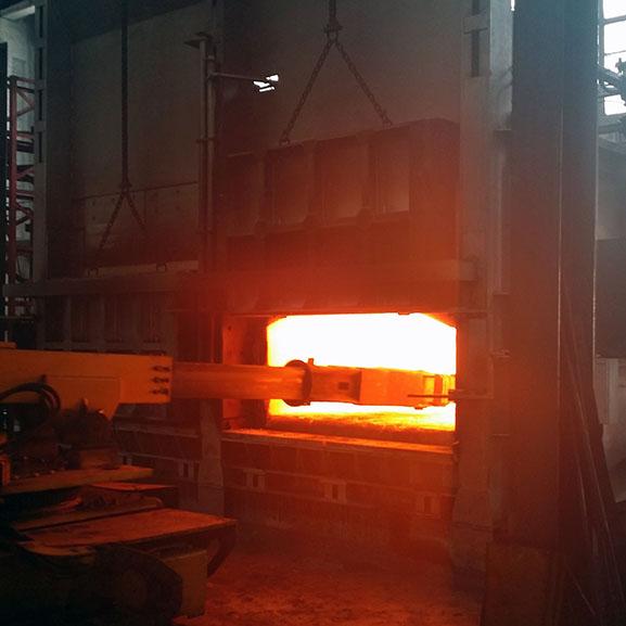 蓄热式加热炉的性能与其蜂窝蓄热体有什么关系?