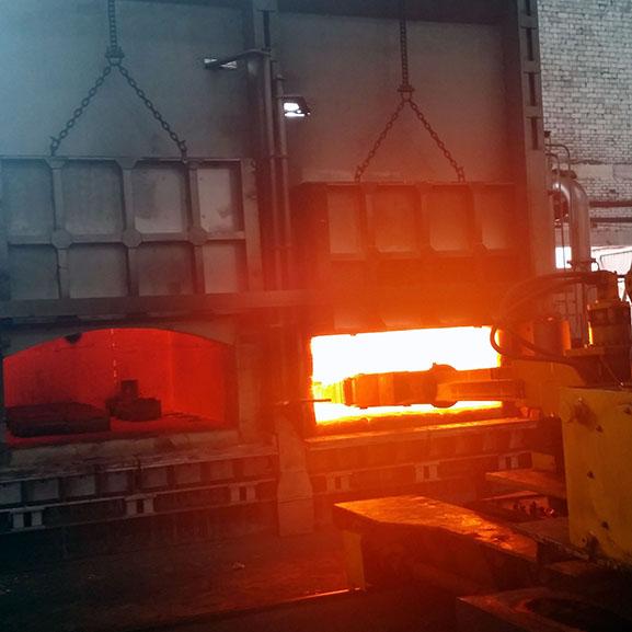 为什么锻造厂要采用燃气加热炉?