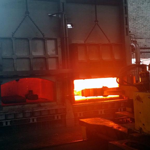 蓄热式加热炉选用哪种换向阀