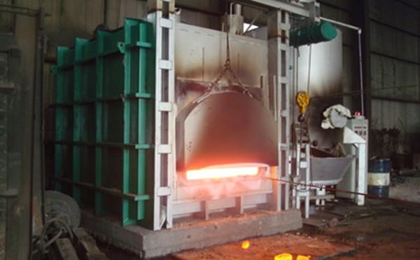 沃福德介绍锻造加热炉的湿法工艺