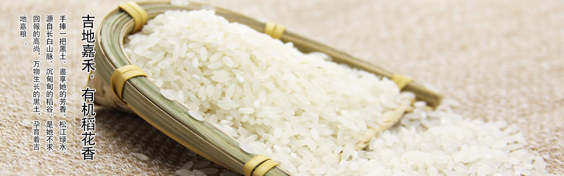 东北稻花香大米