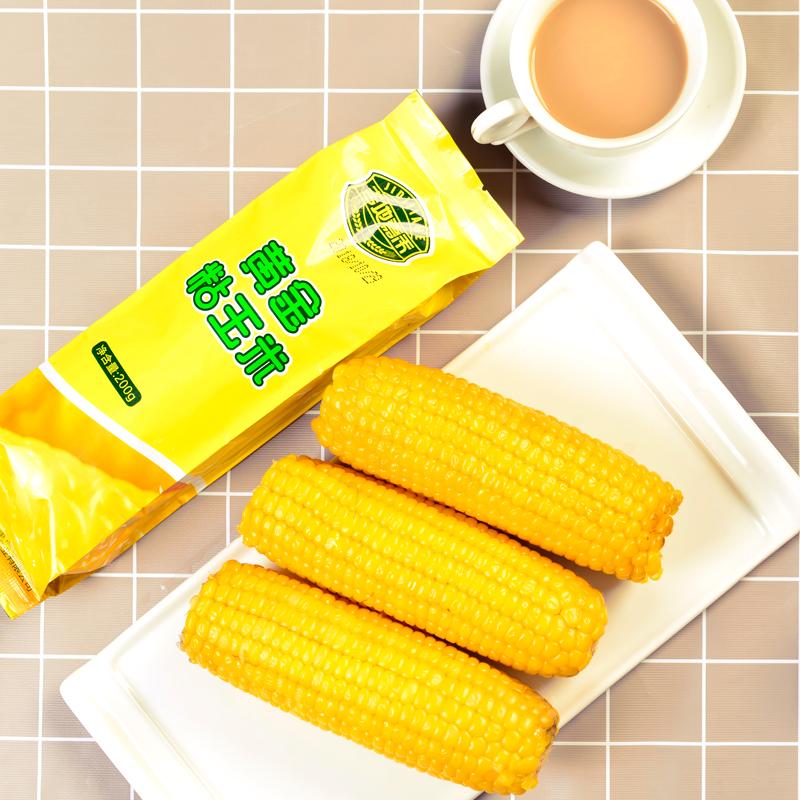 吉地亚游积分王黄金粘玉米200g