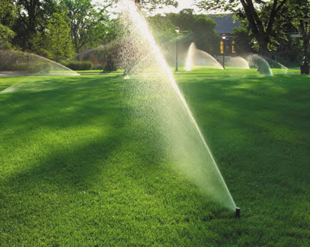 园林绿化灌溉