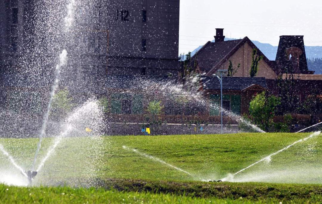 园林绿化灌溉案例
