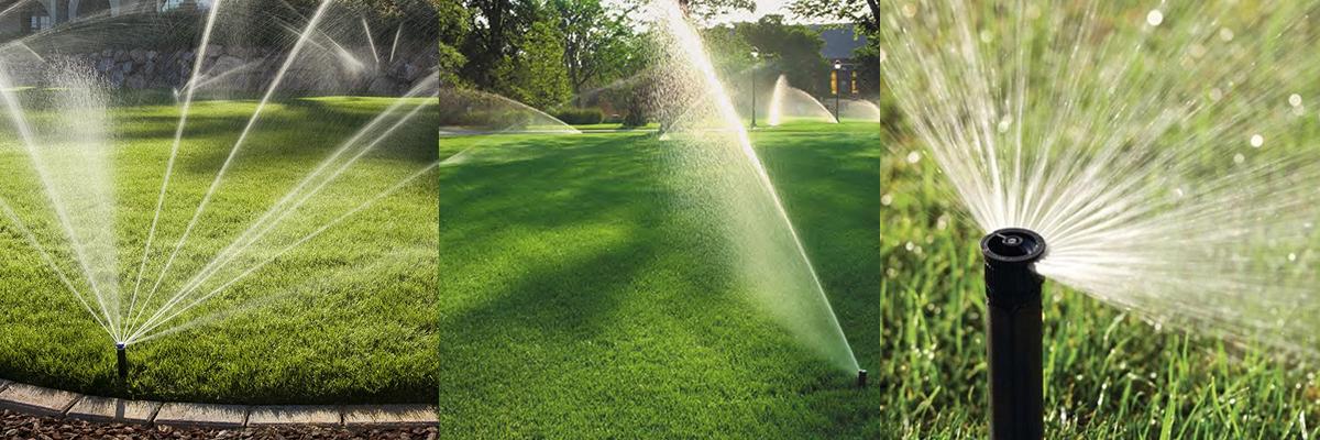 园林绿地灌溉
