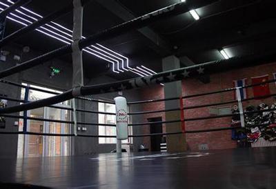 AIBA国际拳联认证