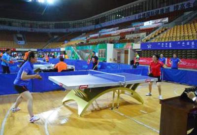 ITTF国际乒联认证