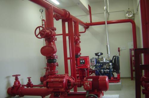 消防系统CE认证