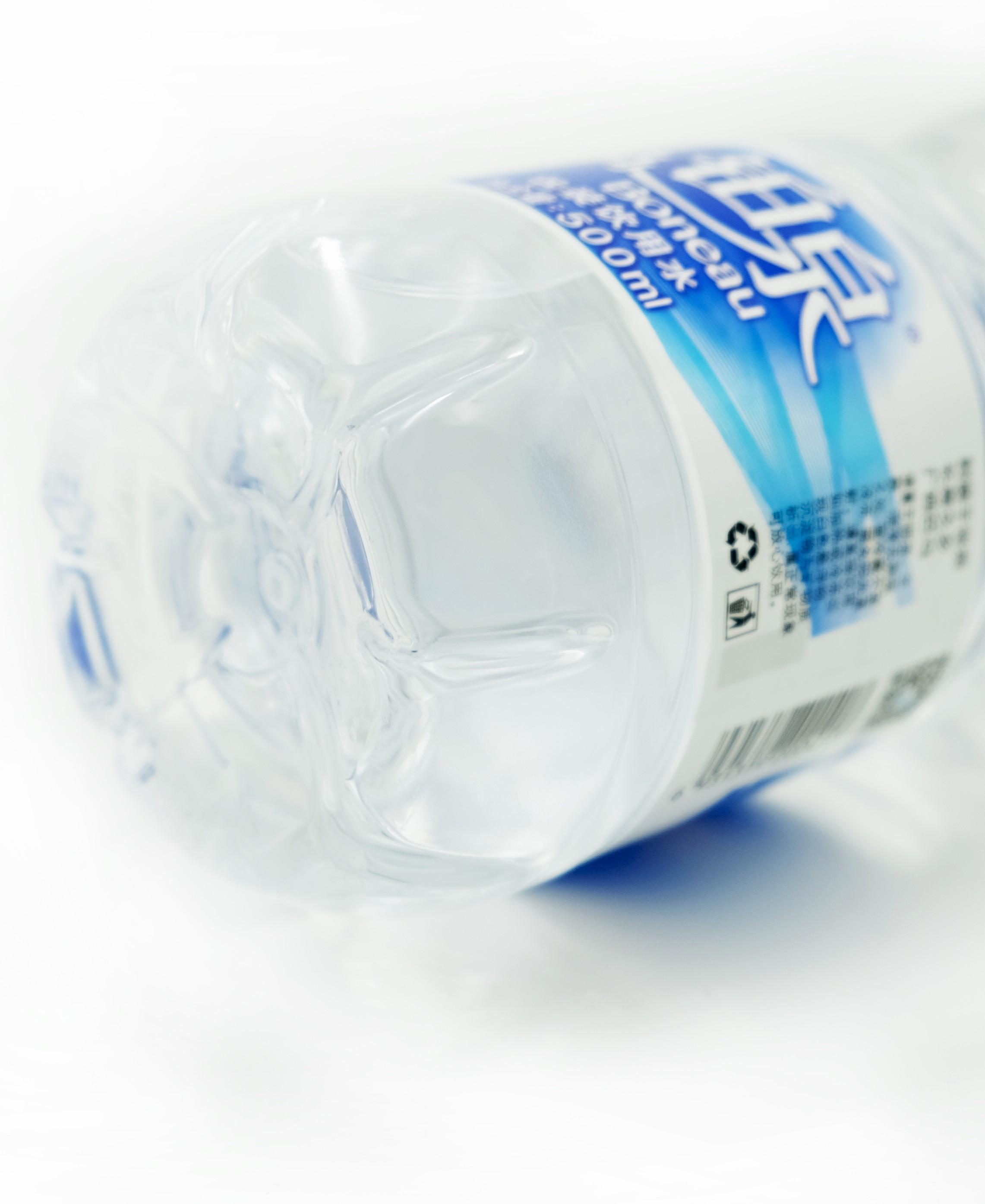 巴马铂泉天然矿泉水葫芦瓶