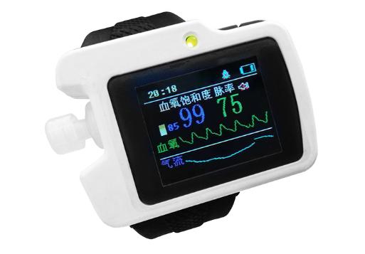 RS01 睡眠呼吸初筛仪健康检测一体机2