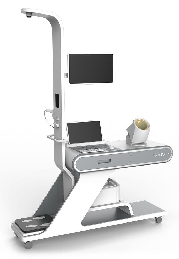 智能健康体检解决方案5_力新仪器