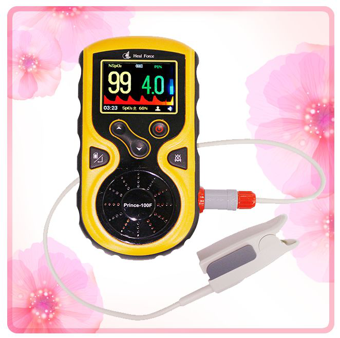 新生儿脉搏血氧饱和度仪_力新仪器