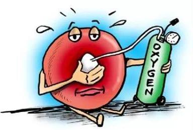 黃梅天缺氧血氧檢測