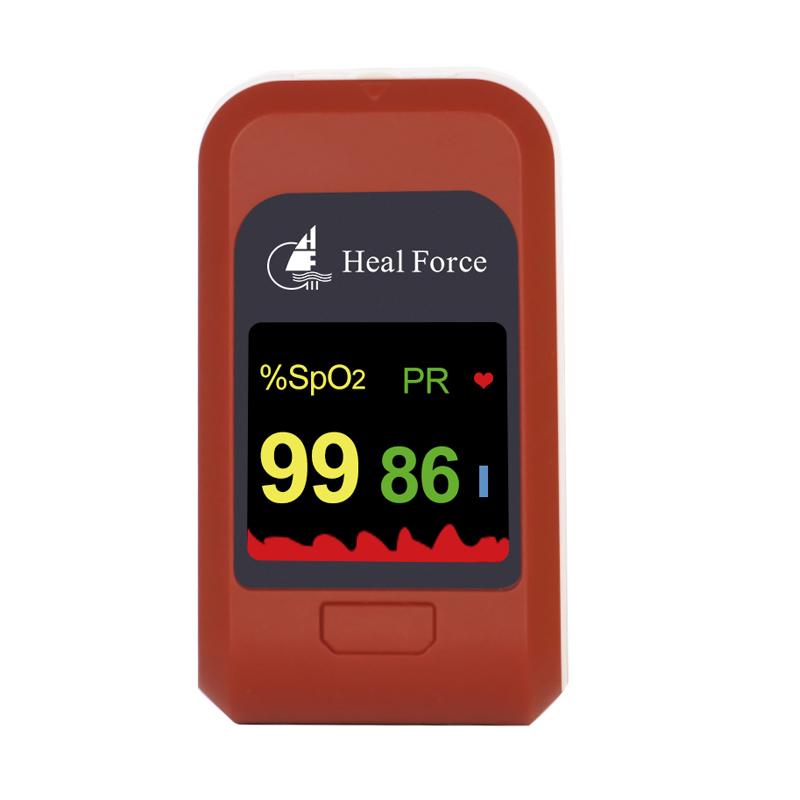 PC-60NW 脉搏血氧饱和度仪