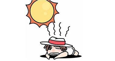 注意!胸闷、气短,夏季中暑的高发期即将到来