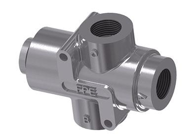 0750系列-三通/两通(节水型)温控阀