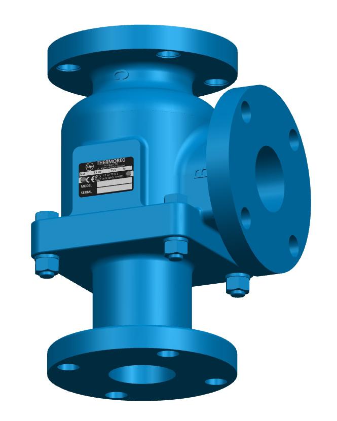 壽力溫控閥 2BFDF18503-C1-CGT