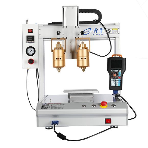 PUR热熔胶自动点胶机拥有哪些优势和特点?