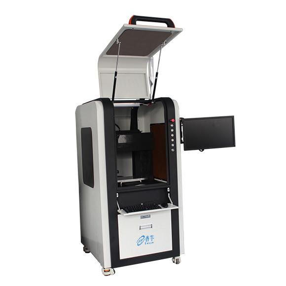 柜式CCD视觉点胶机