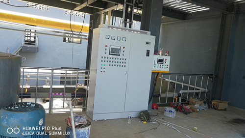 由公司承建的河北废酸处理设备项目,安装成功!