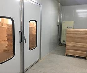 木材恒温抽湿养生房