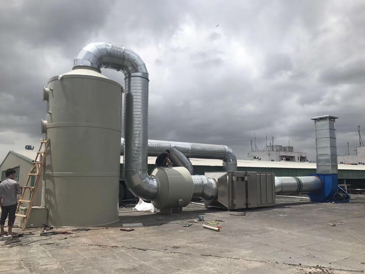 工业废气环保处理设备