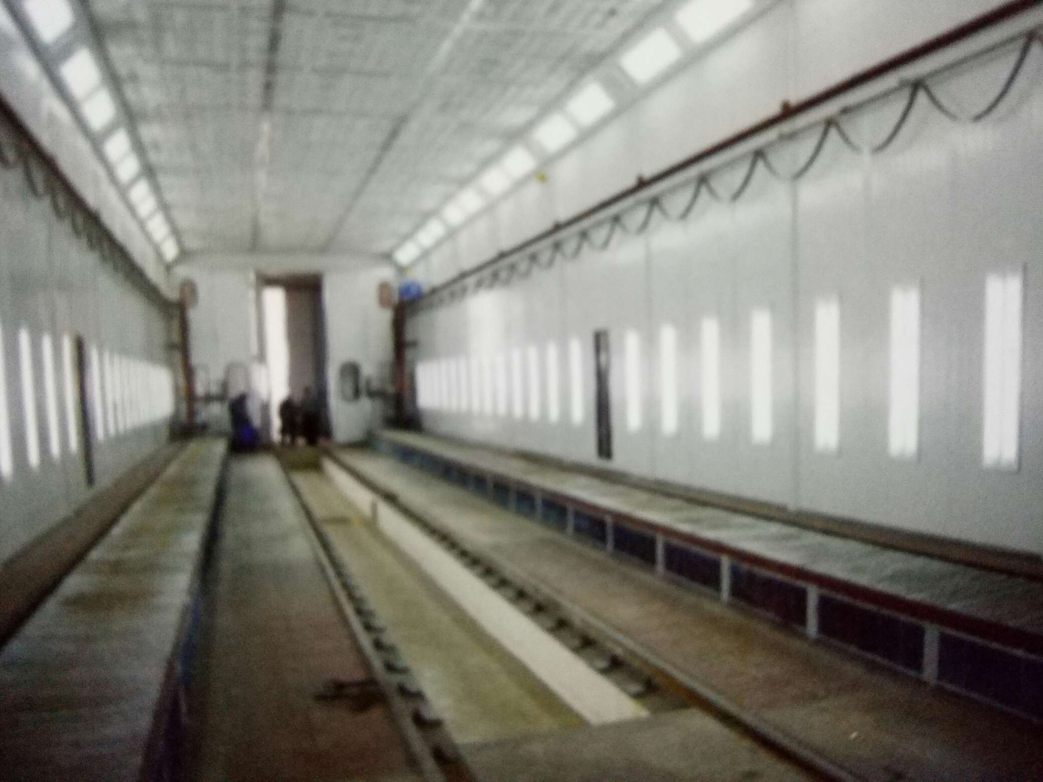 大型工业喷漆房