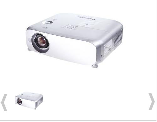 松下PT-BX660C投影仪