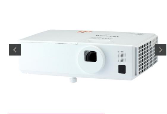 日立HCP-DN3100X商教投影机