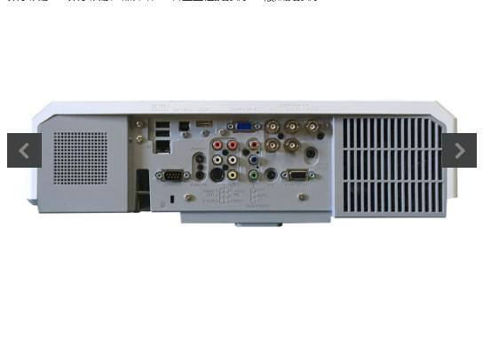 日立HCP-4200X工程投影机