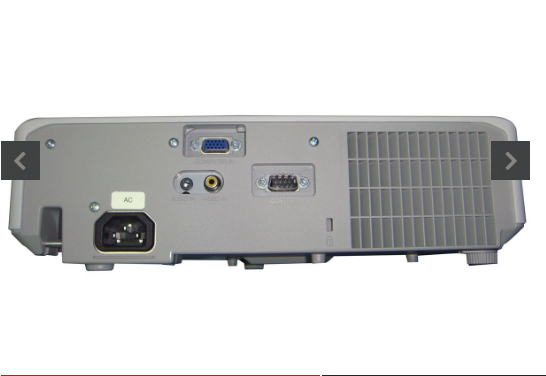 日立 HCP-200X商教投影机