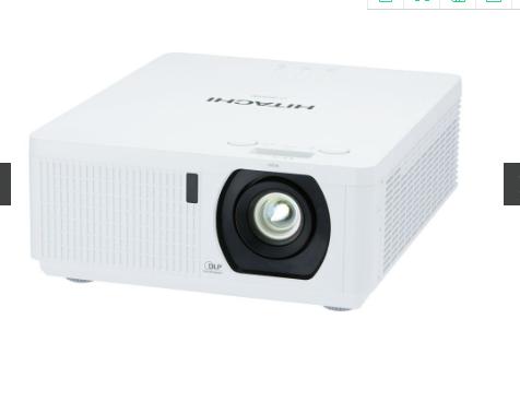 日立 TCP-WL5000U激光投影机